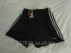 Shorts man's Spor