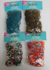 Elastic band for weaving of KS-600+ in assortmen