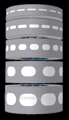 The tape punched