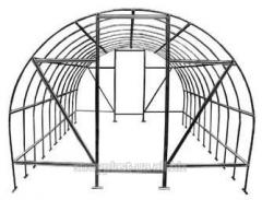 Greenhouse 3 x 4 x 2 (shir*dl*vis) framework