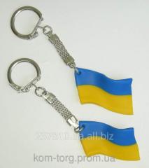 Charm flag Ukraine