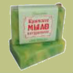 The Crimean natural soap of handwork in asortiment