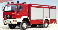 Rescue RW-2 car (MAN 14.224 LA-LF 4x4)