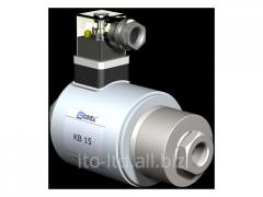 Коаксиальный клапан для высокого давления KB...