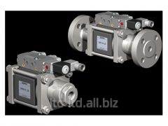 The coaxial valve for a high pressure of