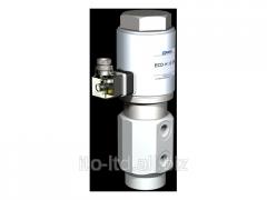 Седельчатый клапан на высокое давление ECD-H 10 DR