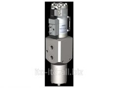 Седельчатый клапан на высокое давление PCD-H 15 DR