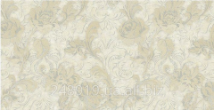 Wall-paper of a hot stamping Laura decor