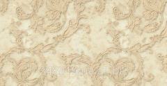 Wall-paper of a hot stamping of Antonio decor