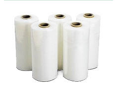 Stretch film Fast and easy protection of objects
