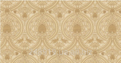 Wall-paper of a hot stamping Octaviy decor
