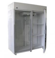 Cases refrigerating with a deaf door of TORINO