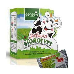 Закваска Биойогурт серии: Домашние йогурты