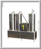 Стерилізатор (пастеризатор скребковий)