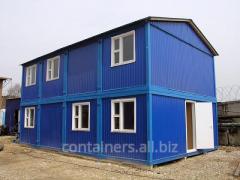 Lodges are modular