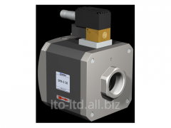 The valve with SPB-S 50 pneumatic actuator