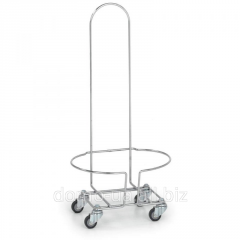 Mobile stand KOWA ST with handle, for shopping