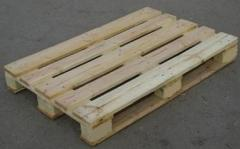 I would will sell europallets 1 grade /