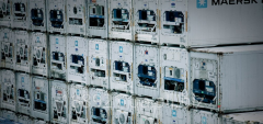 Склады холодильные на базе морского рефконтейнера