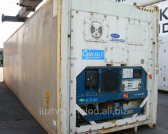 Equipment for commercial cold of Carrier ref