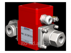 The certified MK 10 DR Ex valve