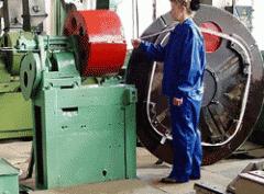 Izolyatsionno obmotochny machines