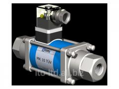 Сертифицированный клапан MK 10 TÜV