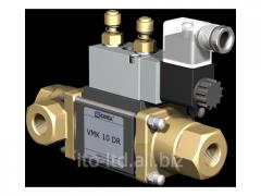 3/2 hodovy coaxial valve with a pneumatic actuator