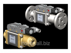 2/2 running coaxial valve with a pneumatic