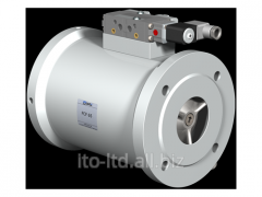 2/2 running coaxial valve with FCF 65 pneumatic