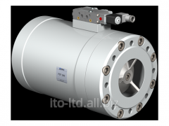 2/2 running coaxial valve with FCF 100 pneumatic