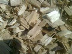 Bark, spill, bast, sawdust wood