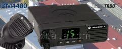 Digital vehicular radio set of Motorola MotoTRBO