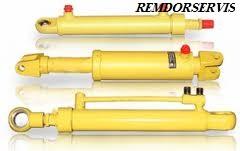 Bulldozer hydraulic cylinder