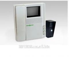 Комплект видеодомофона Green Vision GV-Qi4BW