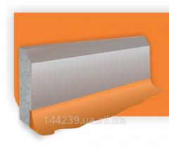 Border for a bulk floor Politon BR of 20 N