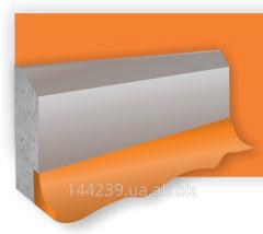Border for a bulk floor