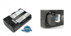 The LP-E6 accumulator for the camera Canon EOS 5D
