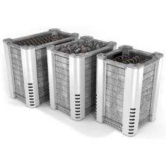 Elektrokamenka for Sawo Altostratus saunas