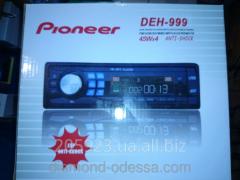 Автомагнитола Pioneer  USB,micro SD, FM радио