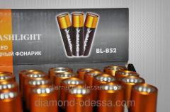 Bailong BL-B52 small lamp on batteries