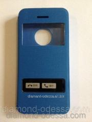 IPhone 5/5S cover (blue)