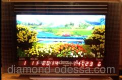 Hours electronic wall KS-888