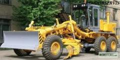 Grader DZ-122 spare parts