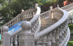 Handrail for ladders