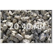 Crushed stone 20-40