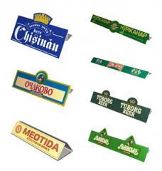 Шелфтокеры, POS-материалы, изготовление рекламы и