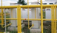 Evaporators and SUG vaporizing installations