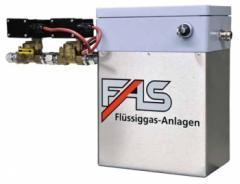 Evaporating unit, FAS 2000 type • 15 kg/h