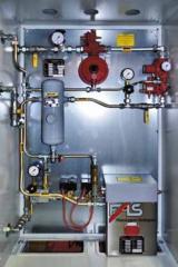 Evaporating unit, FAS 2000 type • 40 kg/h